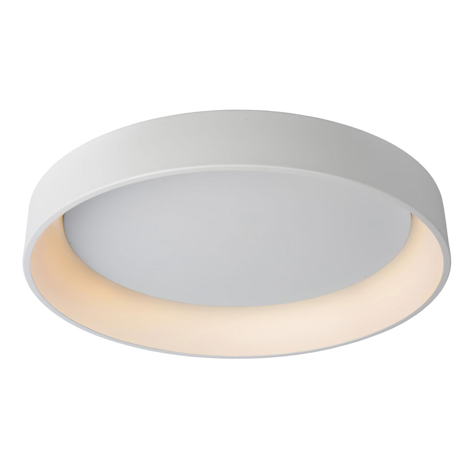 LED-kattovalaisin Talowe, valkoinen, Ø 80 cm