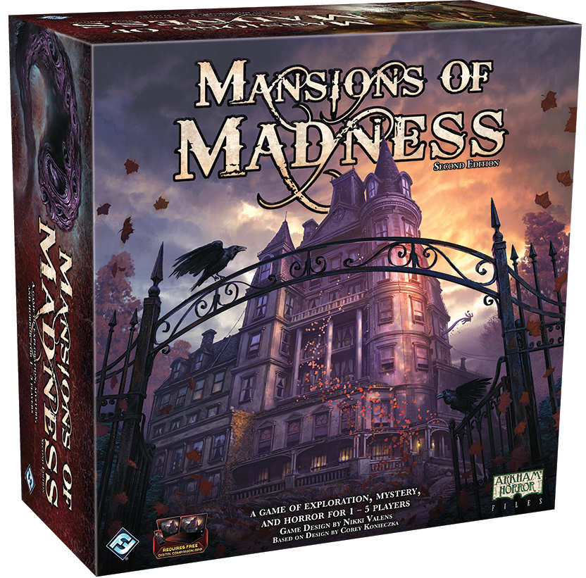 Mansions of Madness 2nd Edition (English)