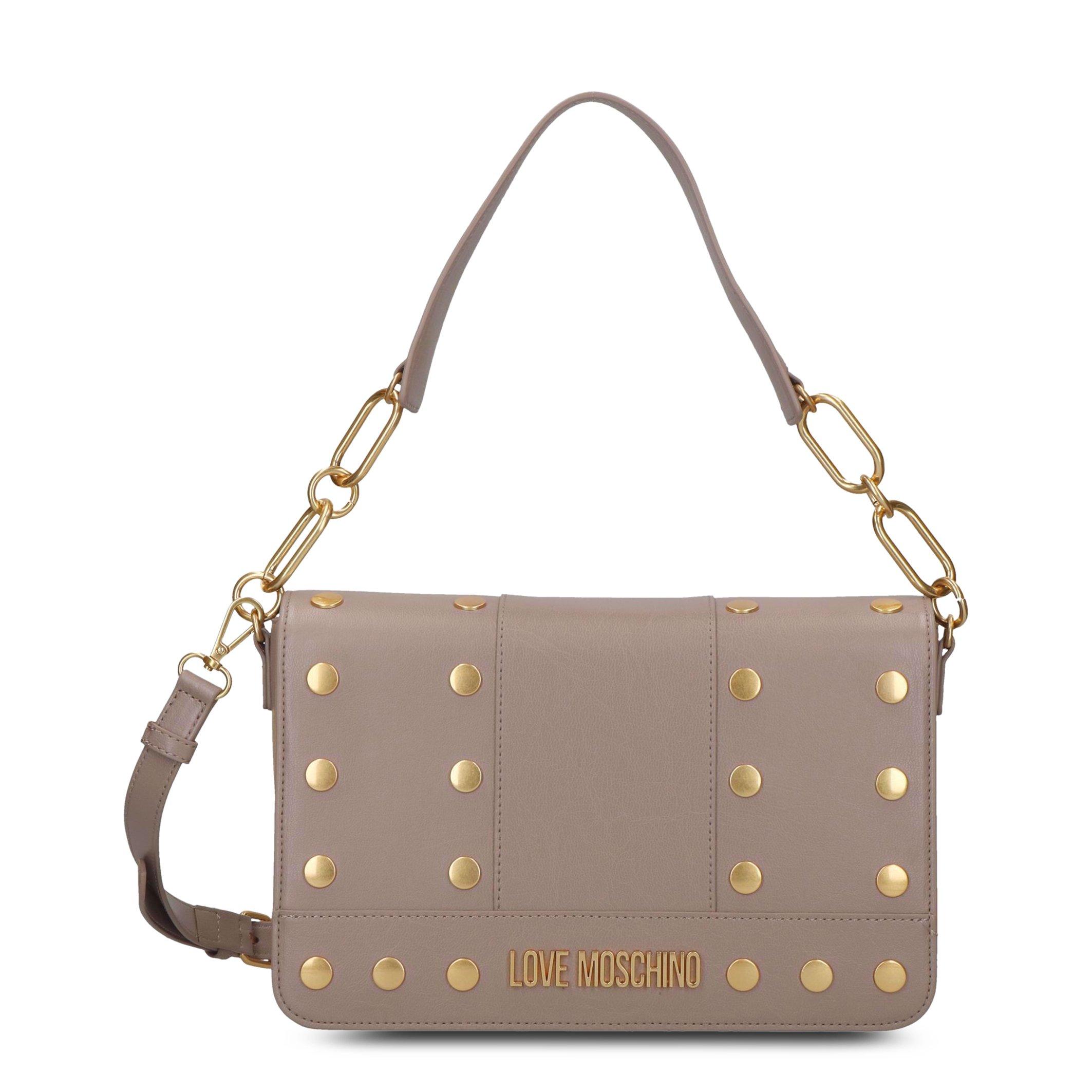 Love Moschino Women's Shoulder Bag Various Colours JC4218PP1DLM0 - grey NOSIZE