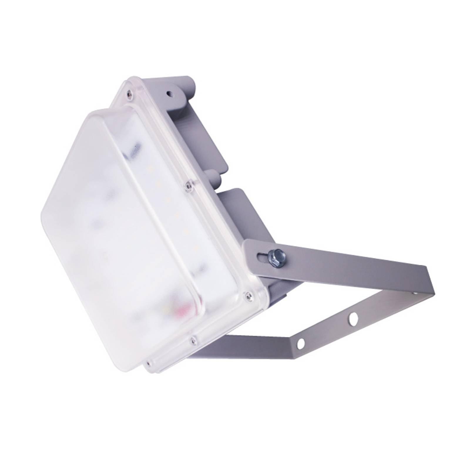 LED-spot Sillar med monteringsbrakett 120° 4 000 K