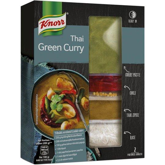 "Middagskit ""Thai Green Curry"" 196g - 71% rabatt"