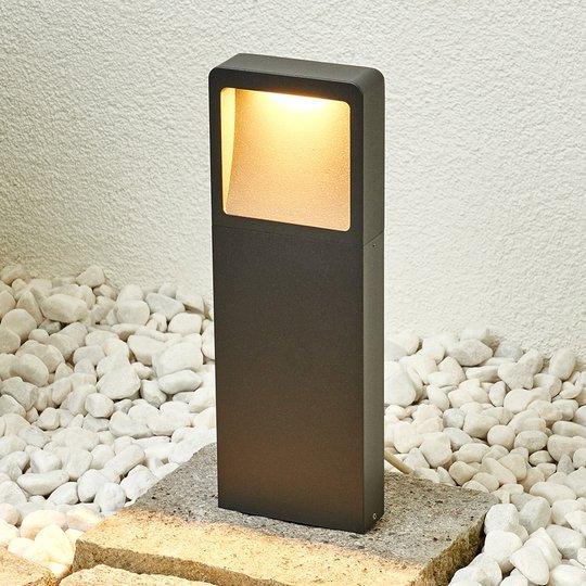 Moderni LED-pollarivalaisin Leya