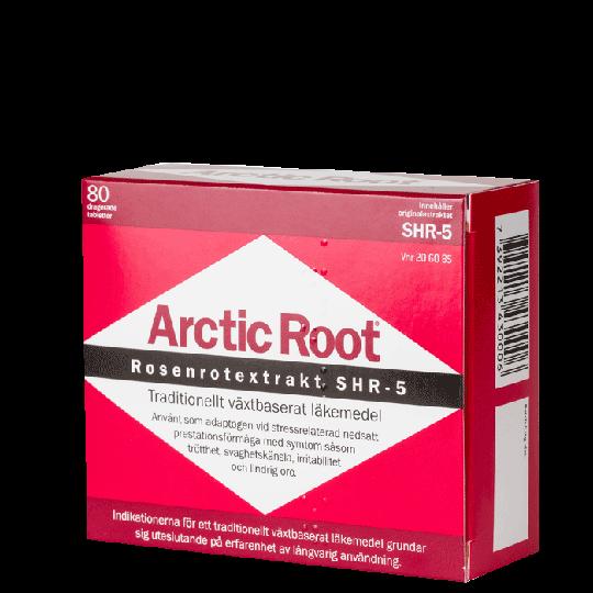 Arctic Root (Rosenrot), 80 tabletter