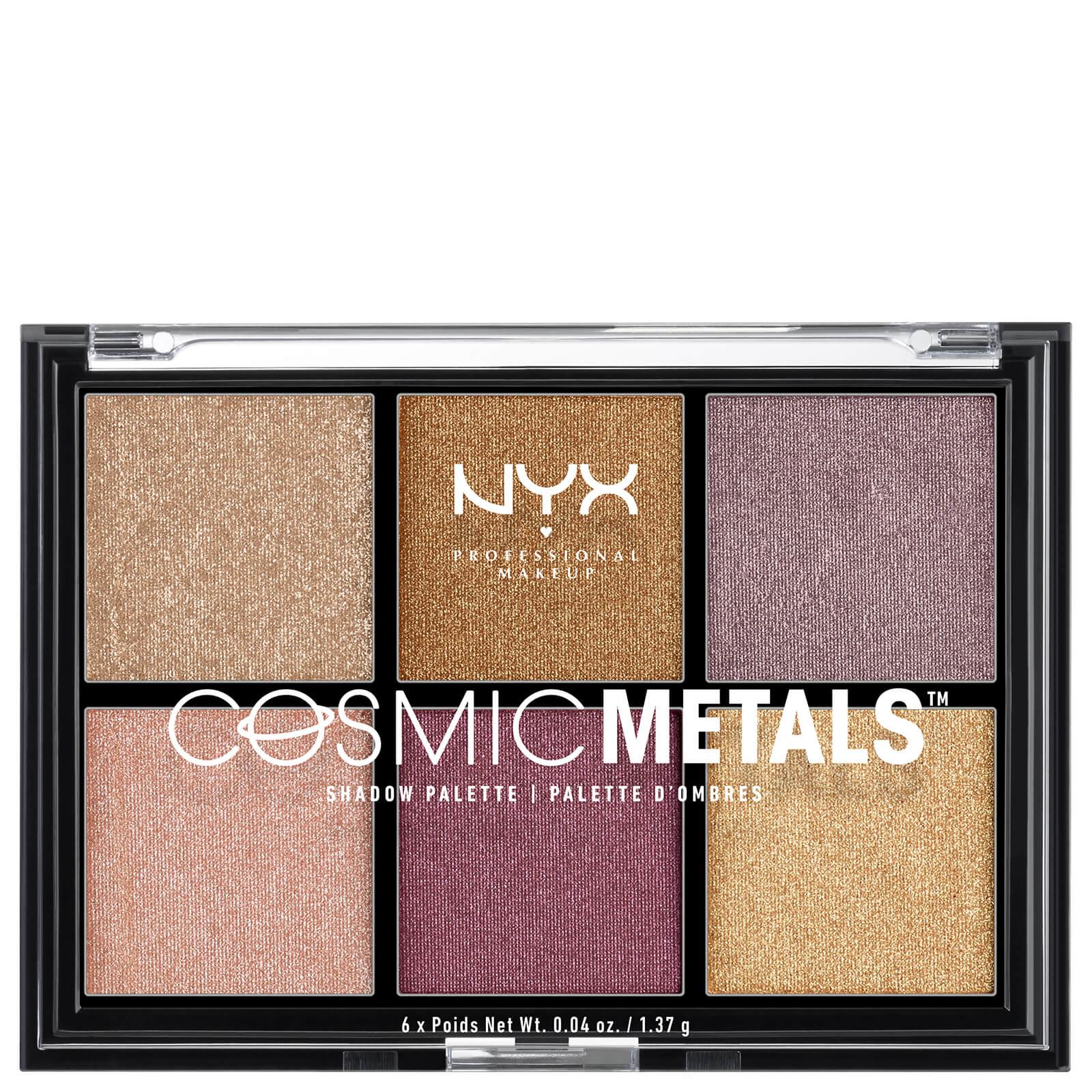 NYX Professional Makeup - Cosmic Metal Shadow Palette