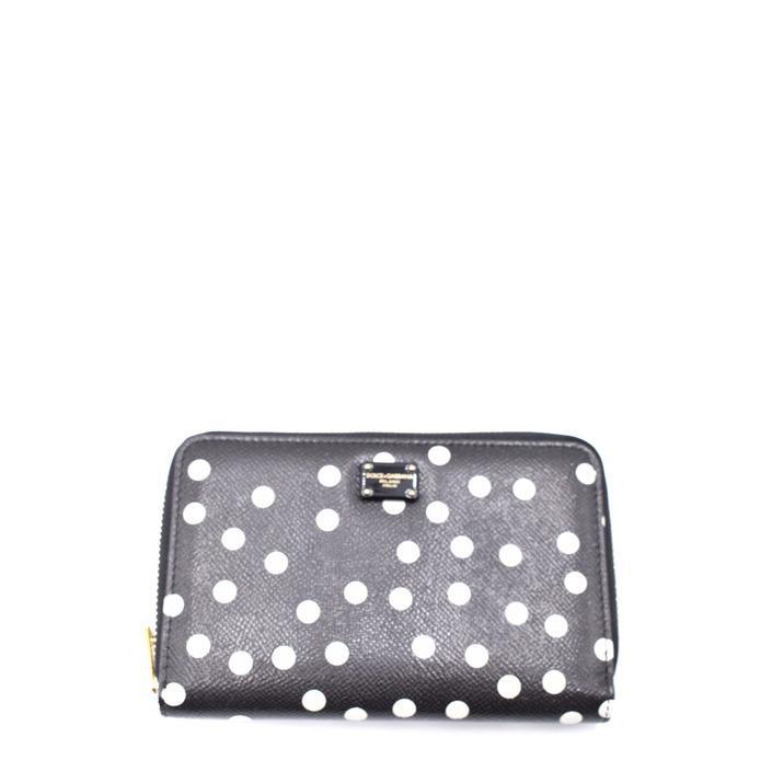 Dolce & Gabbana Women's Wallet Black 249017 - black UNICA