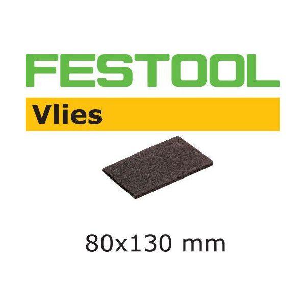 Festool STF VL Hiomapaperi 80x130 mm, S800, 5 kpl