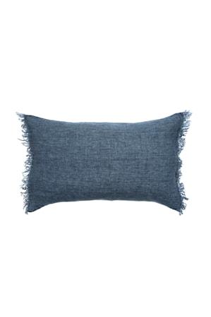 Kudde Levelin 40x60 cm Blå