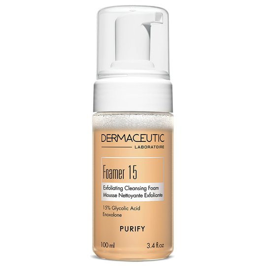 Foamer 15 Dermatological Cleanser, 100 ml Dermaceutic Kasvojen puhdistus