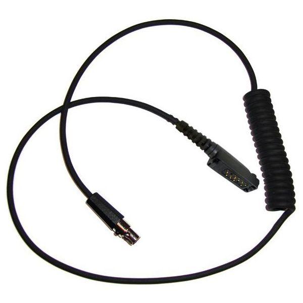 3M Peltor FL6U-101 FLEX-kabel til Sepura STP8000-serien