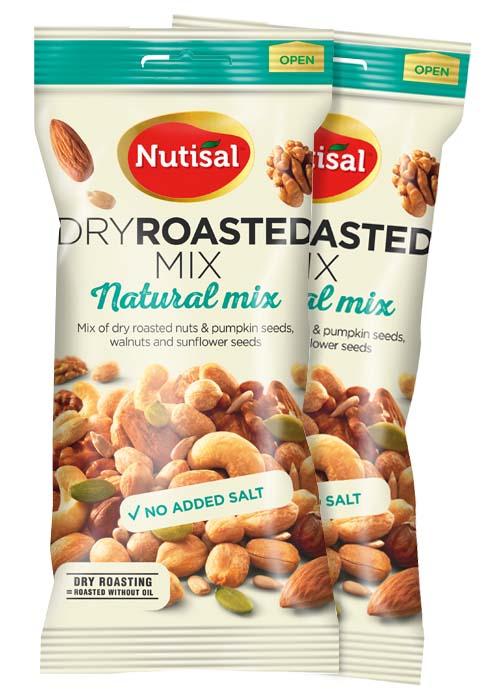 Nutisal Natural Mix 60g x 2 st