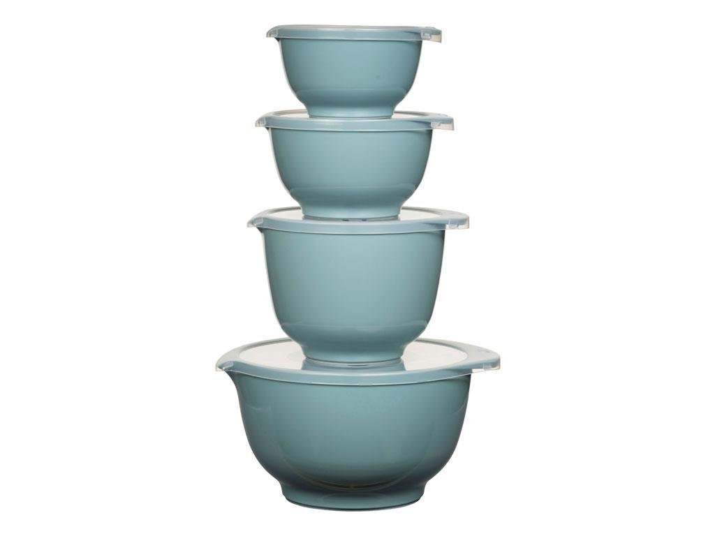 Rosti - Margrethe Bowls Set Of 4 Large - Nordic Green (244881)