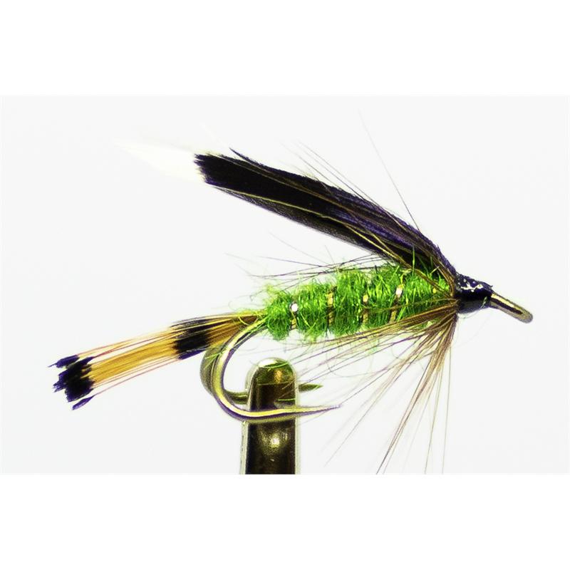 Heckam Peckam Green #12 Dobbelkrok