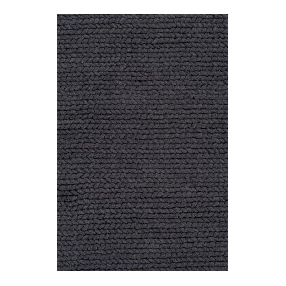 Ullmatta COMFORT 140 x 200 cm antracit, Linie Design