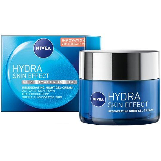 Hydra Skin Effect Night Cream, 50 ml Nivea Yövoiteet