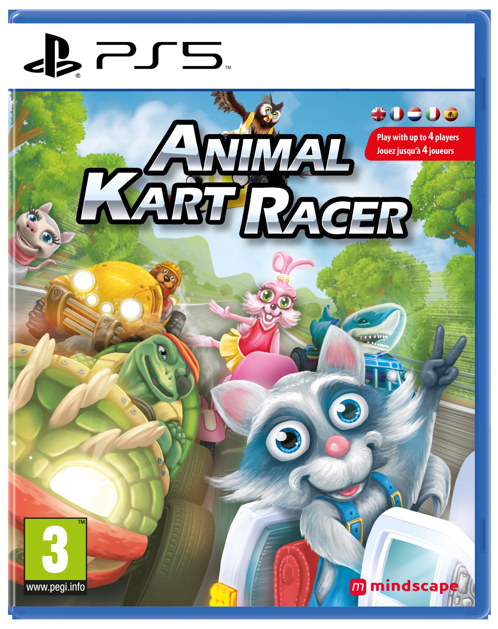 Animal Kart Racer