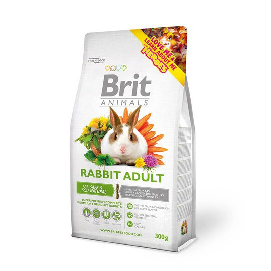 Brit Animals Kanin Adult (3 kg)