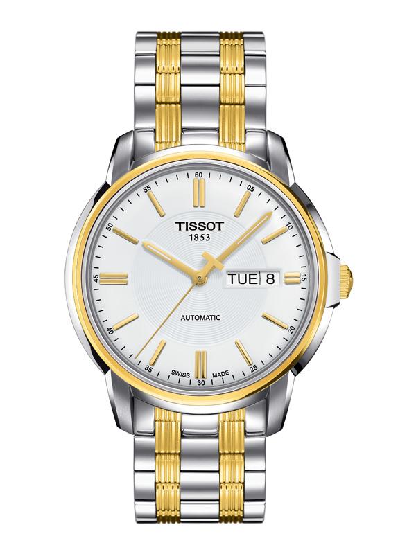 Tissot Automatic III T065.430.22.031.00 Herrklocka