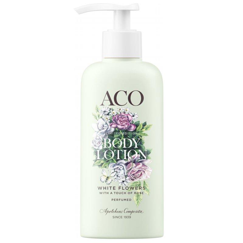 ACO Vartalovoide White Flowers 200 ml - 70% alennus