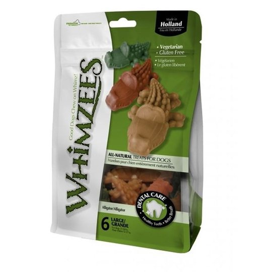 Whimzees Alligator Small