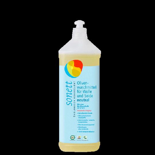 Tvättmedel för Ull & Silke Neutral, 1 L