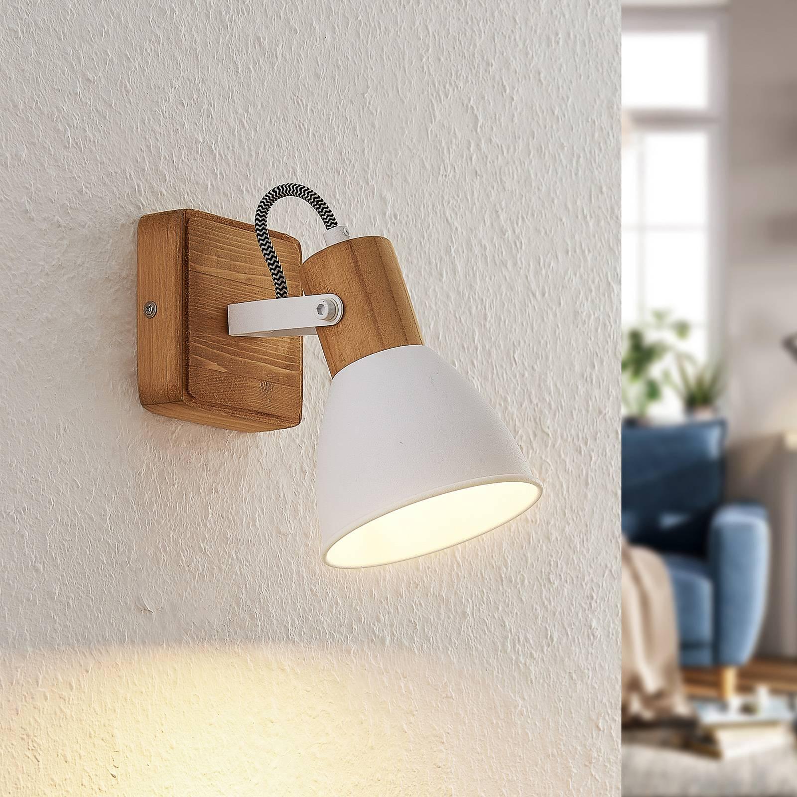 Lindby Merela -kattokohdevalo, 1-lamppuinen