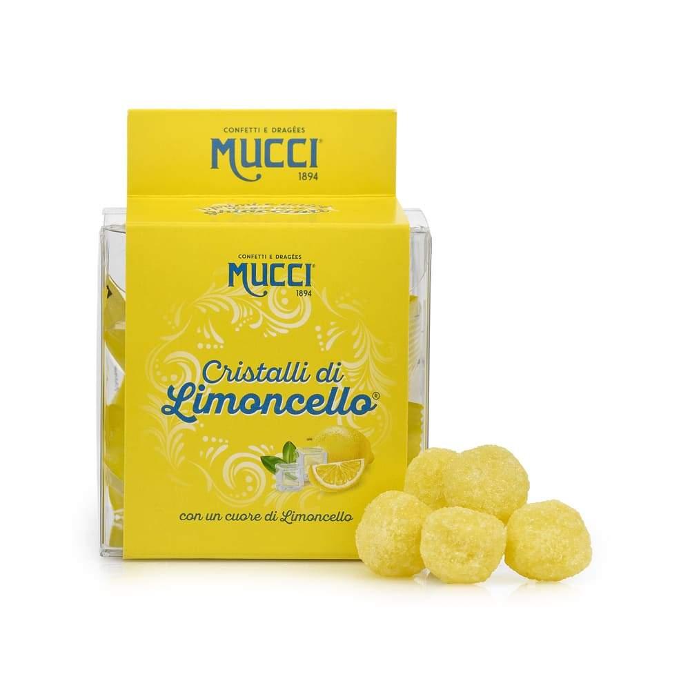 Cristalli di Limoncello by Mucci 50g