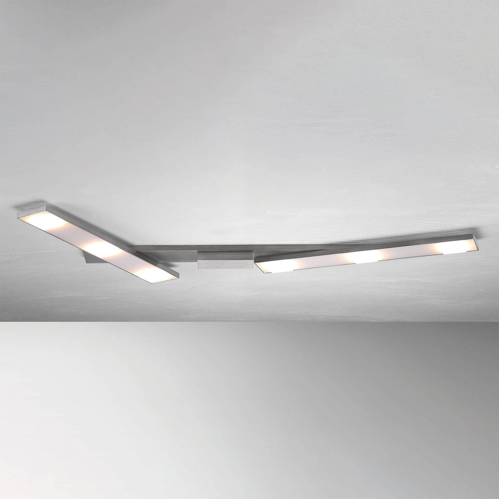 Käännettävä LED-kattovalaisin Slight, antrasiitti