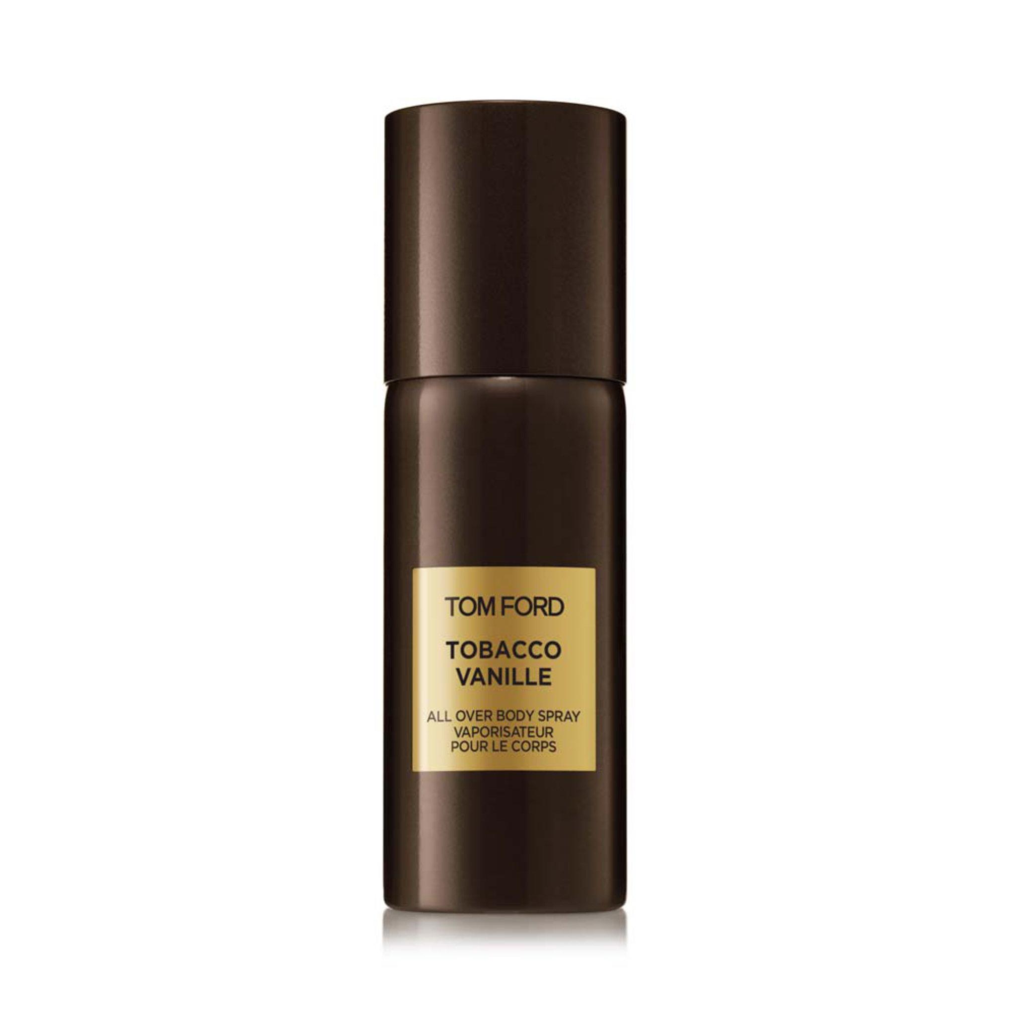 Tobacco Vanille All Over Body Spray, 150 ML