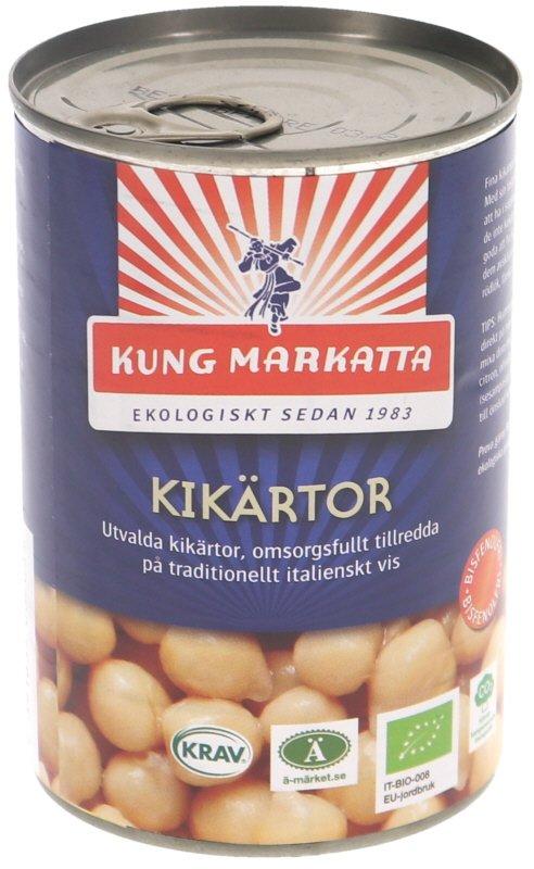 Eko Kikärtor - 8% rabatt