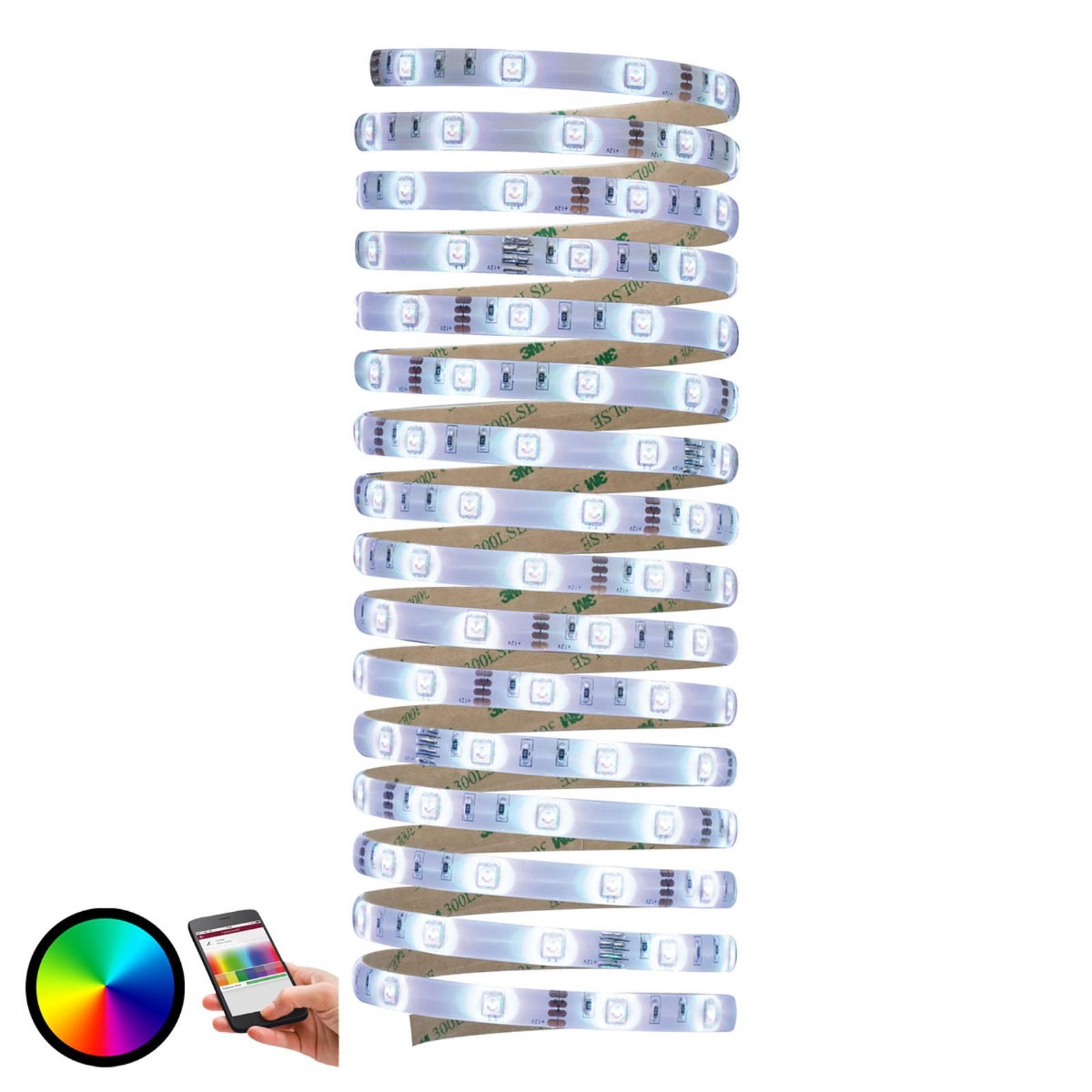 Paulmann Bluetooth YourLED-Strip-Set 5m RGB 18W