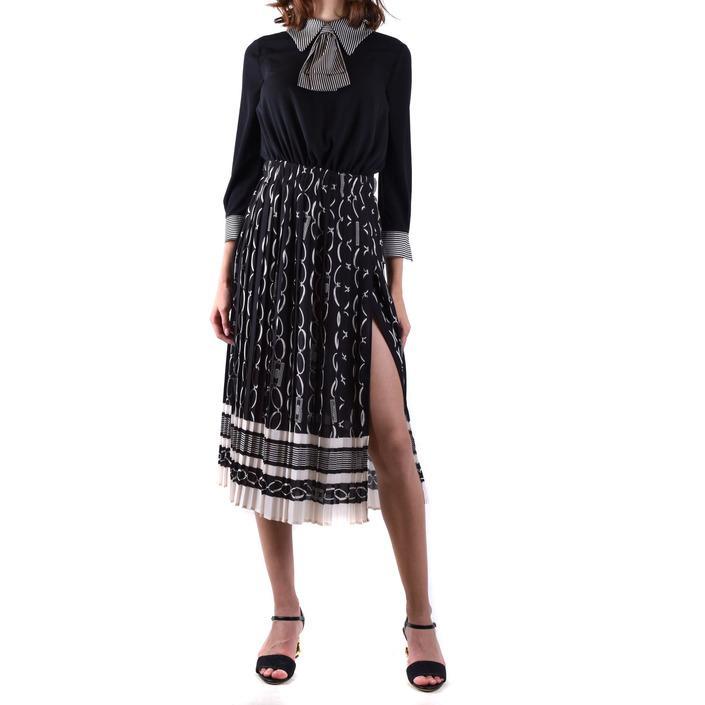 Elisabetta Franchi Women's Dress Multicolor 179340 - multicolor 40