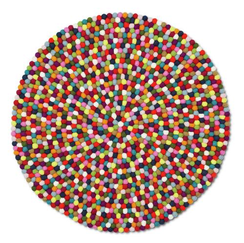 HAY - Pinocchio Rug 90 cm Multi Colour