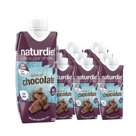 Måltidsersättning Shake Chocolate 12-pack - 29% rabatt