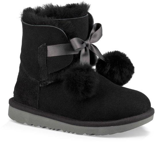 UGG Gita Kids Boots, Black 31