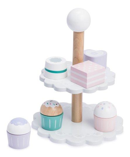 Hobie & Bear Kjøkkenleker Cupcakeset, Pastell