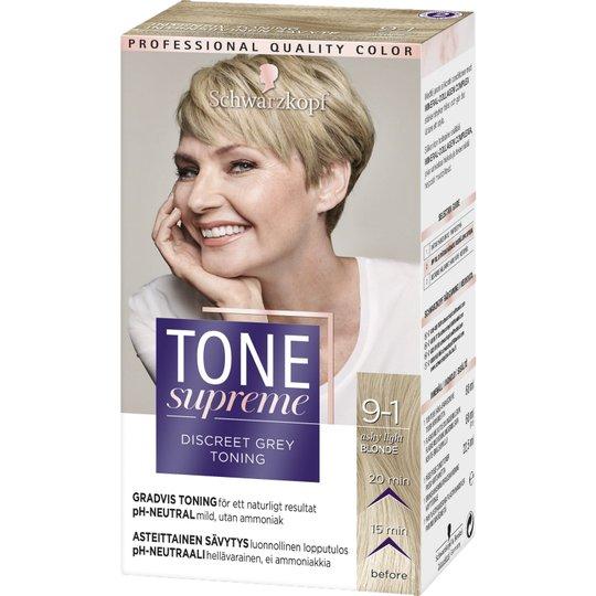 Toningsfärg 9-1 Light Blond - 61% rabatt