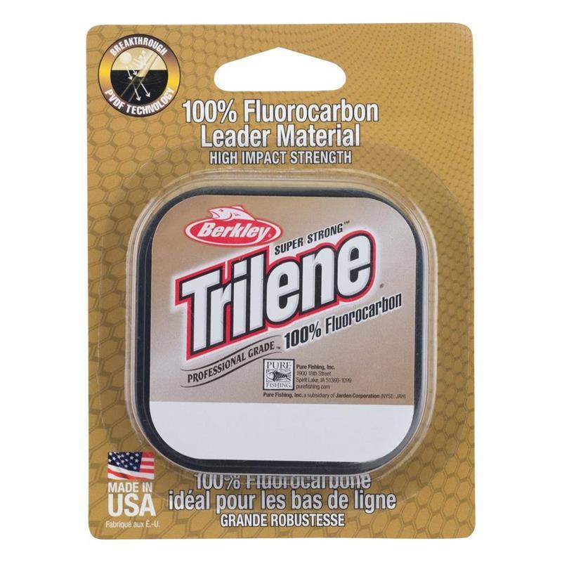 Berkley Trilene 100% Fluorocarbon 0,30mm 25m