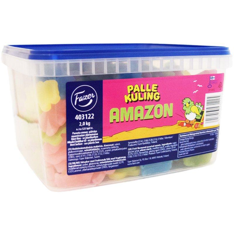 Godis Fruktblandning 2,0kg - 66% rabatt