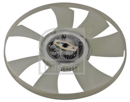 Tuuletin (moottorijäähdytys) FEBI BILSTEIN 44862