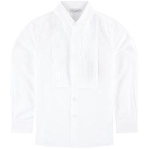 Dolce & Gabbana Poplin Skjorta Vit 10 år