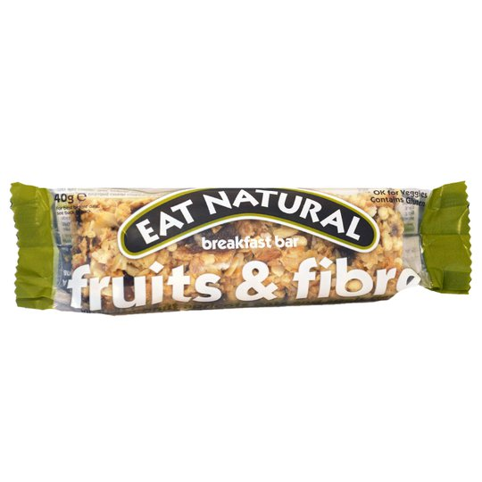 Frukostbar Frukt & Fiber - 70% rabatt