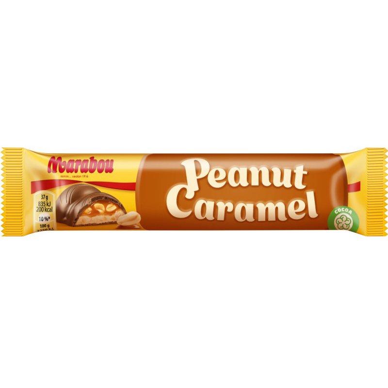 Suklaapatukka Peanut Caramel - 63% alennus