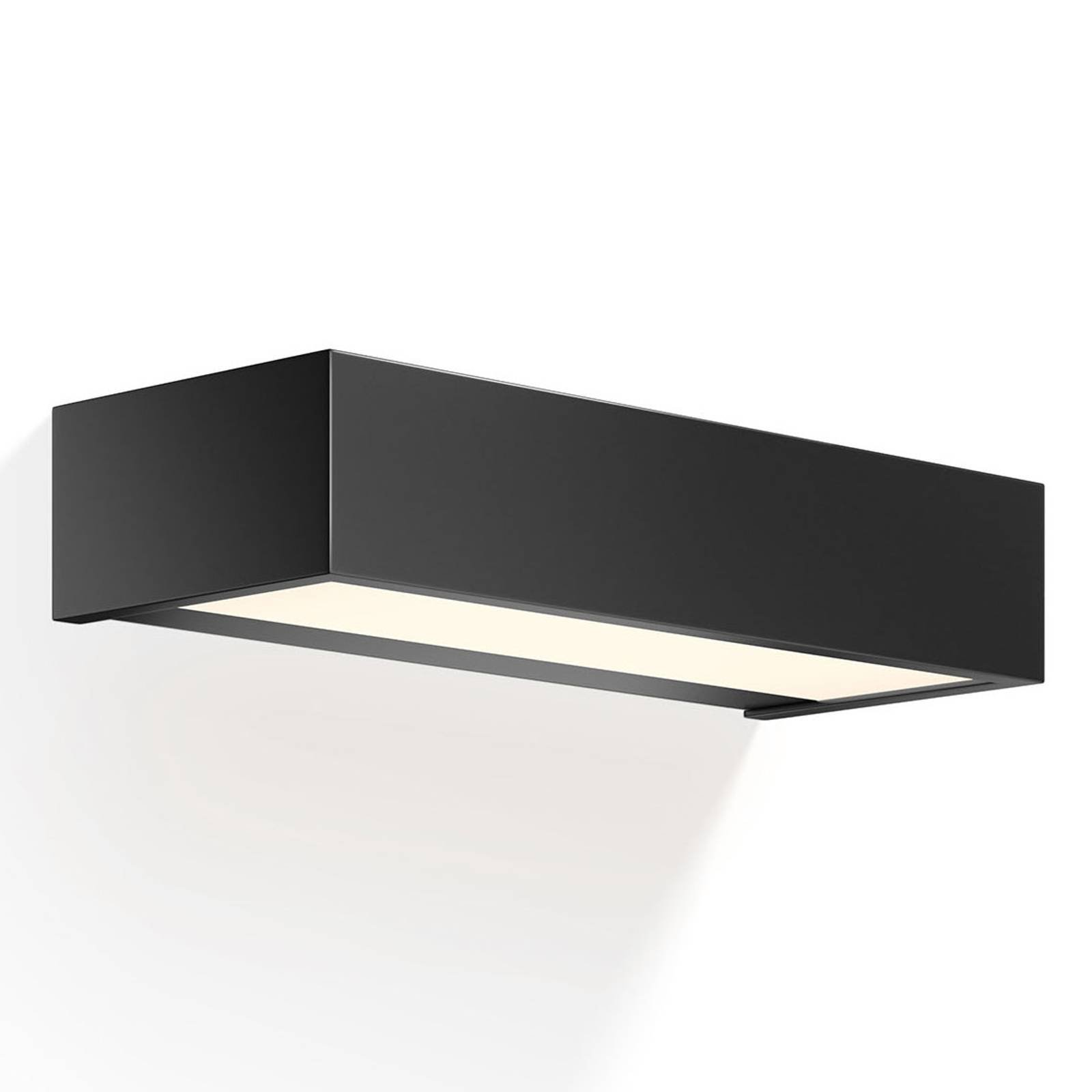 Decor Walther Box LED-lampe svart 2 700 K 25 cm