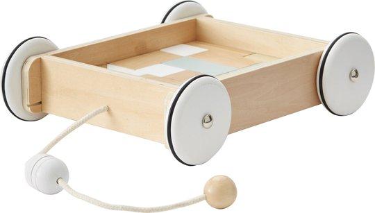 Kids Concept Vogn Med Klosser
