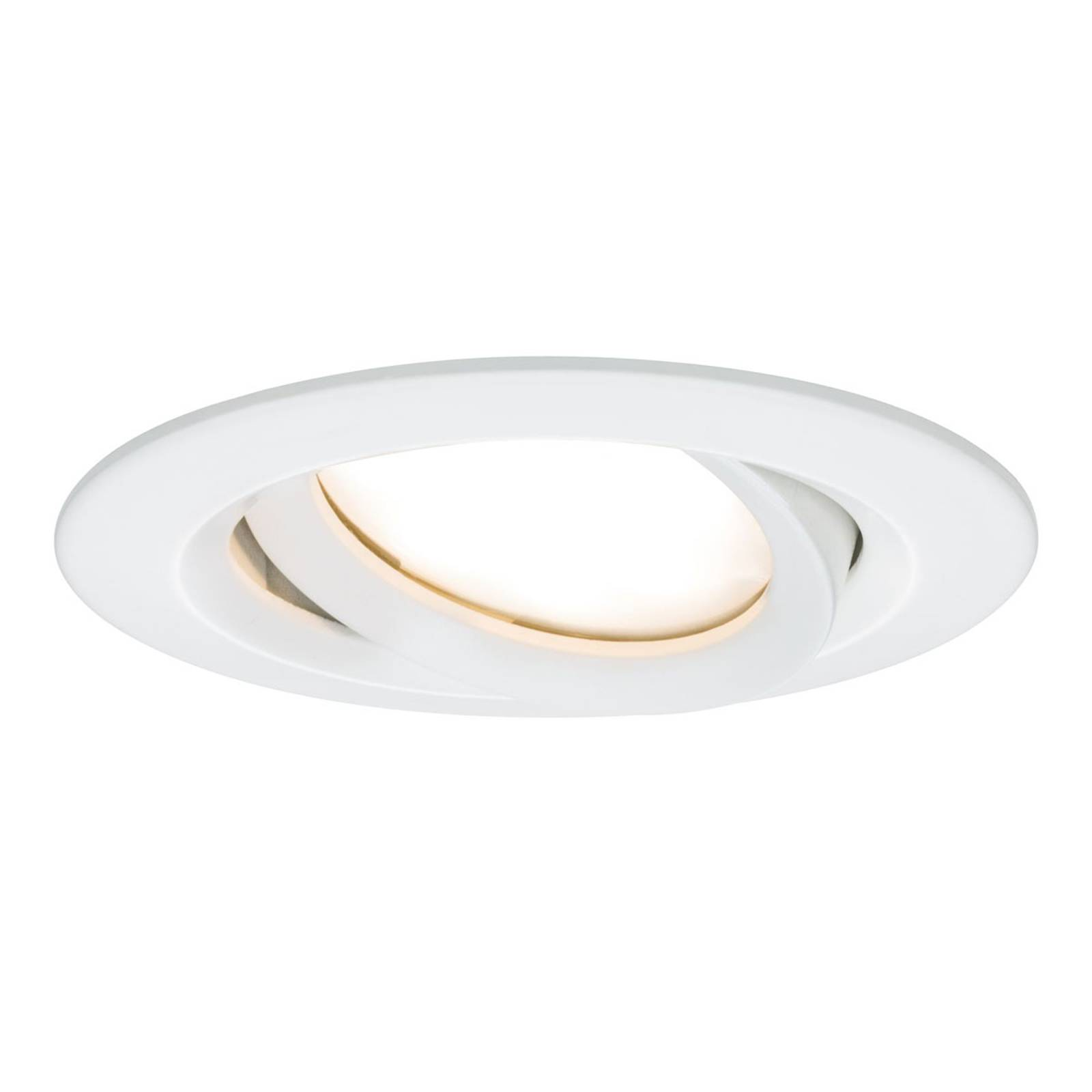Paulmann Nova Plus -LED-spotti, valkoinen