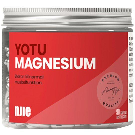 Magnesium - 20% rabatt