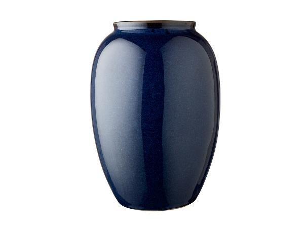 Bitz - Vase Large - Dark Blue (872920)