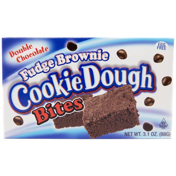 Fudge Brownie Cookie Dough Bites 88g