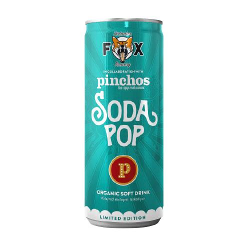 Dirtwater Fox Pincho Soda Pop 25cl