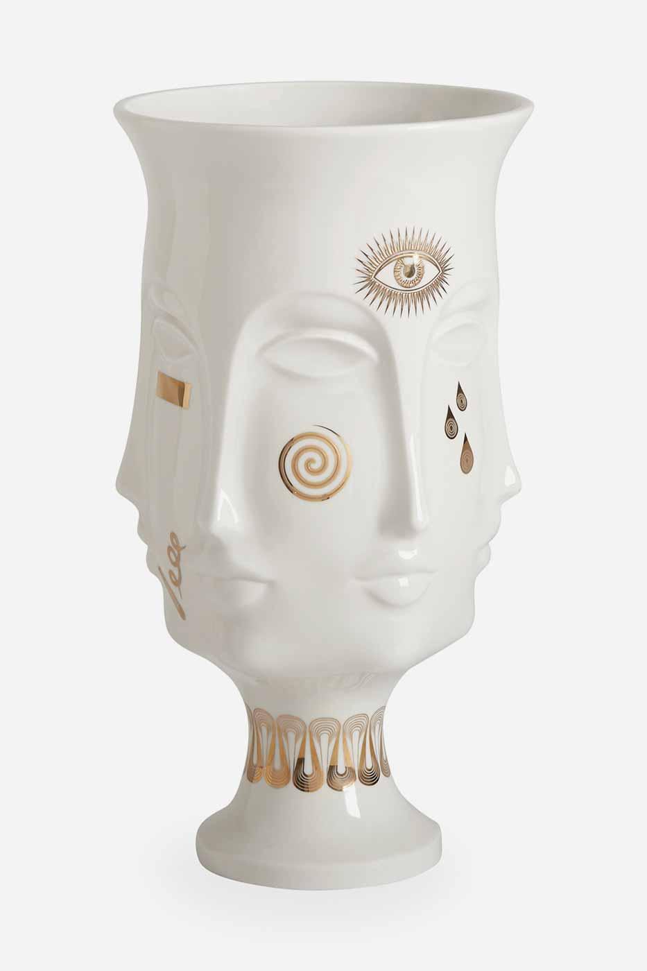 Vas Gilded Dora Maar 38 cm